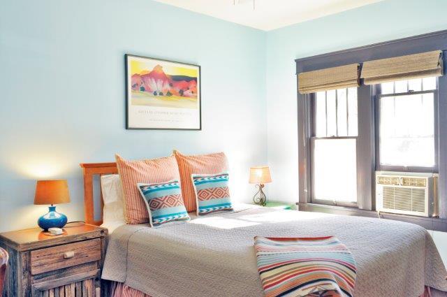Charming 2 bedroom Adobe 6 blocks from Plaza - Image 1 - Santa Fe - rentals