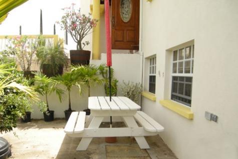 Kitchen - Palm Paradise One Bedroom Apartment sleeps 4 - Saint James - rentals