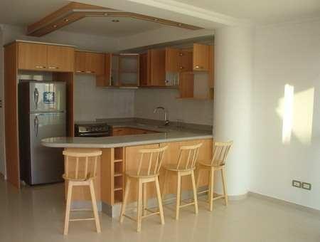 Living & kitchen view - TWO BEDROOM BEACH CONDO BEST DEAL - Salinas - rentals