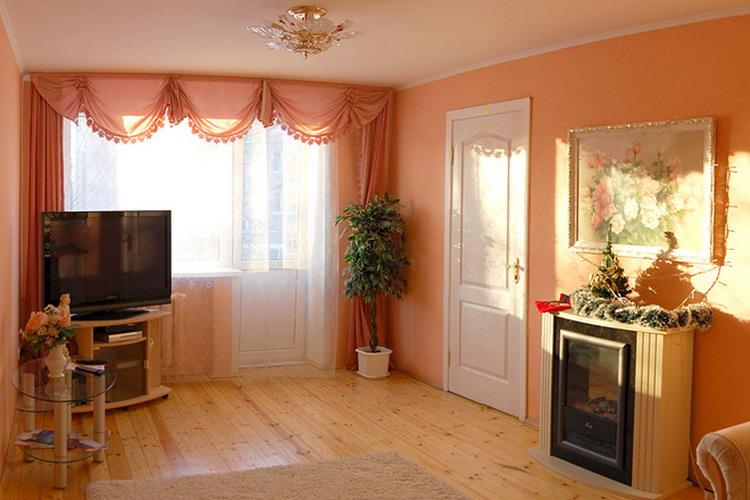 living room - Romantic Lagoon 2 rooms apart in centre, free Wi-F - Minsk - rentals