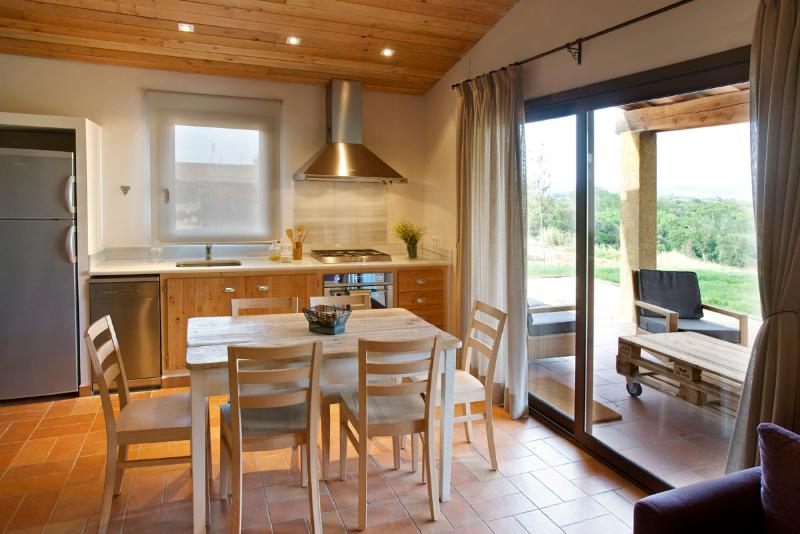 Ideal both winter and summer - Rural apartment Mas Taulina next to Costa Brava - Sant Andreu Salou - rentals