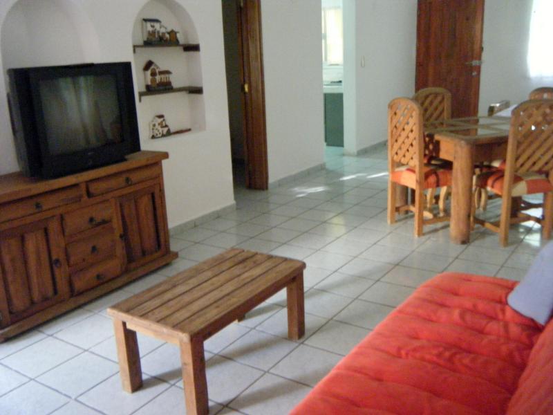 Large one bedroom apartment in Downtown sleeps 4 - Image 1 - Playa del Carmen - rentals