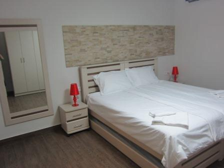 1'st Bedroom - Segal in Jerusalem Center (3 rooms apartment) - Jerusalem - rentals