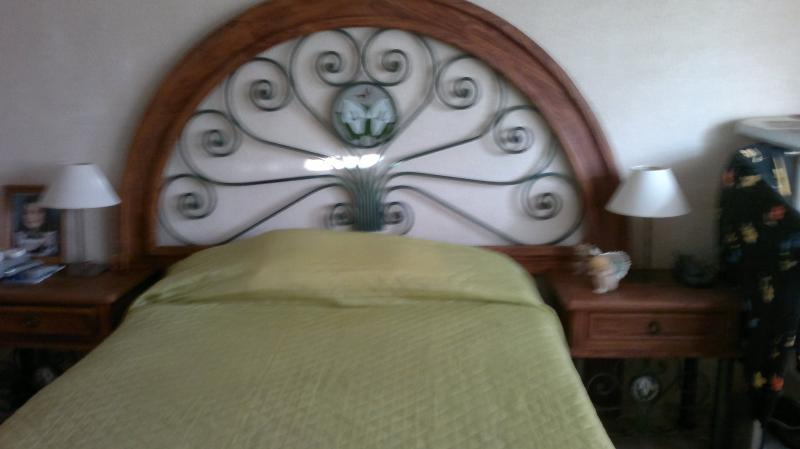 main bedroom - you have everything in this nice house.. - Quintana Roo - rentals