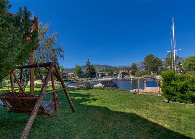 Tahoe Keys Lake Front (TK552) - Image 1 - South Lake Tahoe - rentals