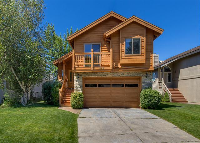 Exterior - 552 Alpine Drive - South Lake Tahoe - rentals
