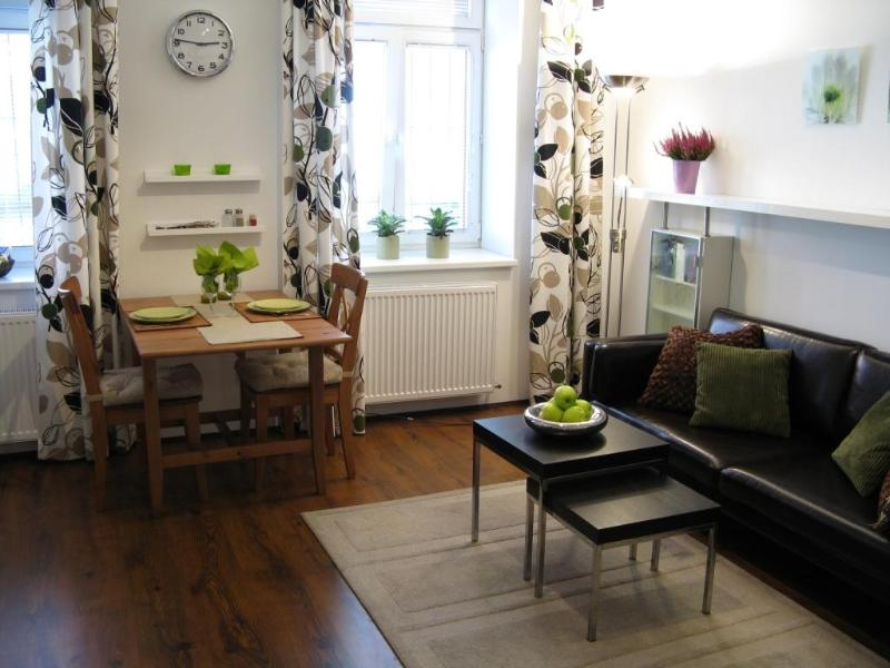 Modern studio apartment for up to 4 persons - all you need in 30m2 - Next to Palace Schönbrunn - Apt. 4 - Vienna - rentals