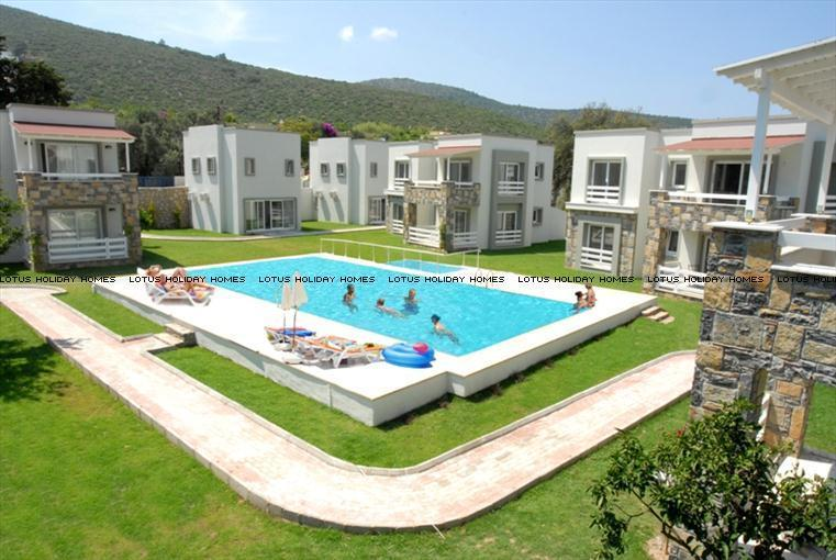by walk beach privite residence villa 4 beds,pool. - Image 1 - Bodrum - rentals