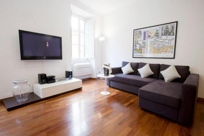 Pg.Rhome PZA DI SPAGNA ROMA 5STARS, modern and luxury - Image 1 - Rome - rentals