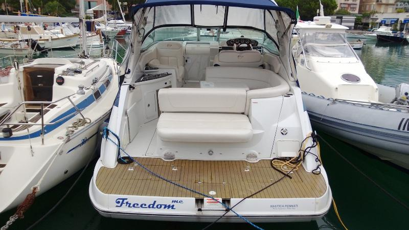 STERN VIEW - LAVAGNA - FREEDOM BOAT - Lavagna - rentals