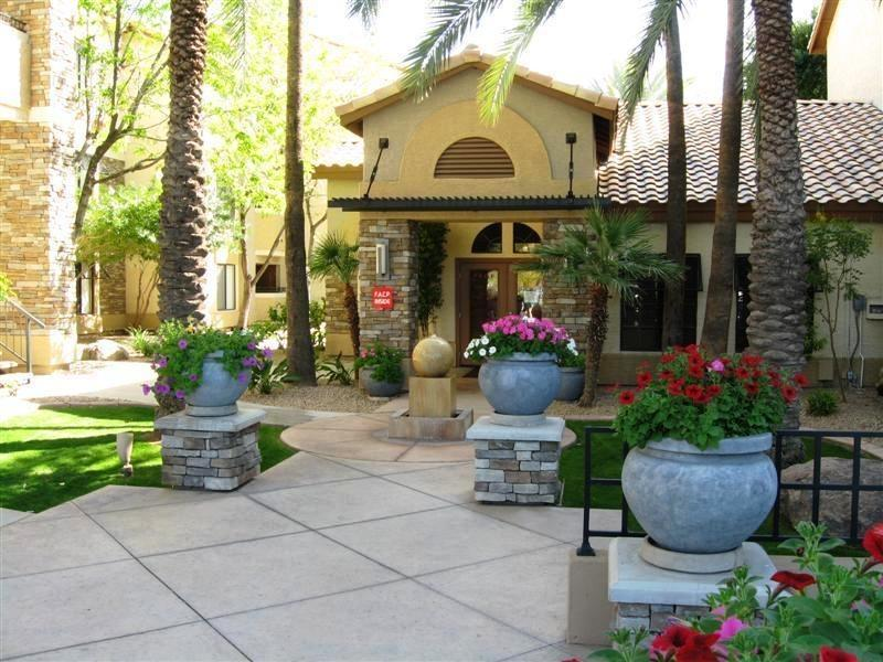 Office & Clubhouse - Large 1 bedroom Condo in Biltmore area - min 90 st - Phoenix - rentals