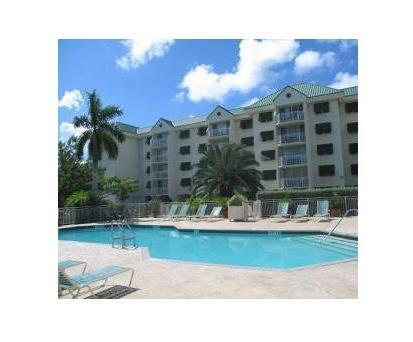 Front of the condo and its pool and hot tub. - Key West condo! Bring your own boat! - Key West - rentals