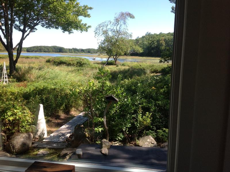 View to Sampson Cove - Maine Cottage on Tidal Cove - Kennebunkport - rentals