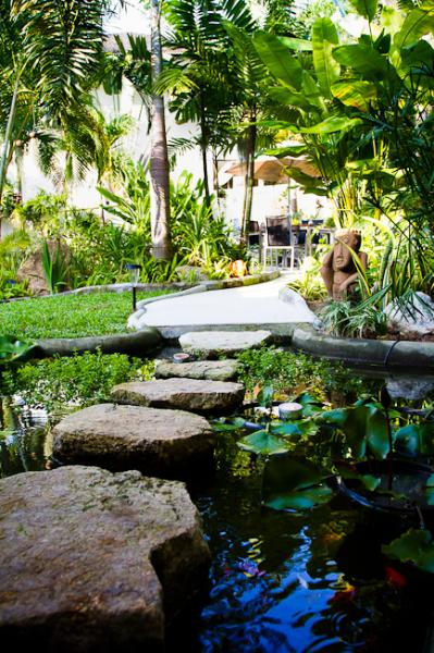 THE POND AT VILLAMANGO - Villamango - Bophut - rentals