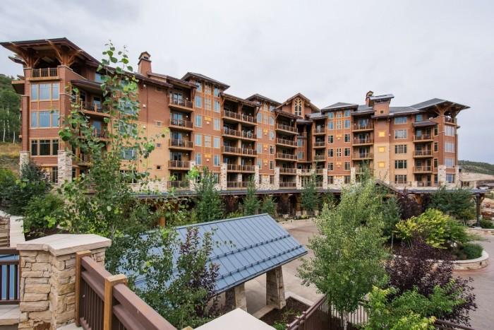 Escala Lodge at The Canyons 237 - Image 1 - Park City - rentals