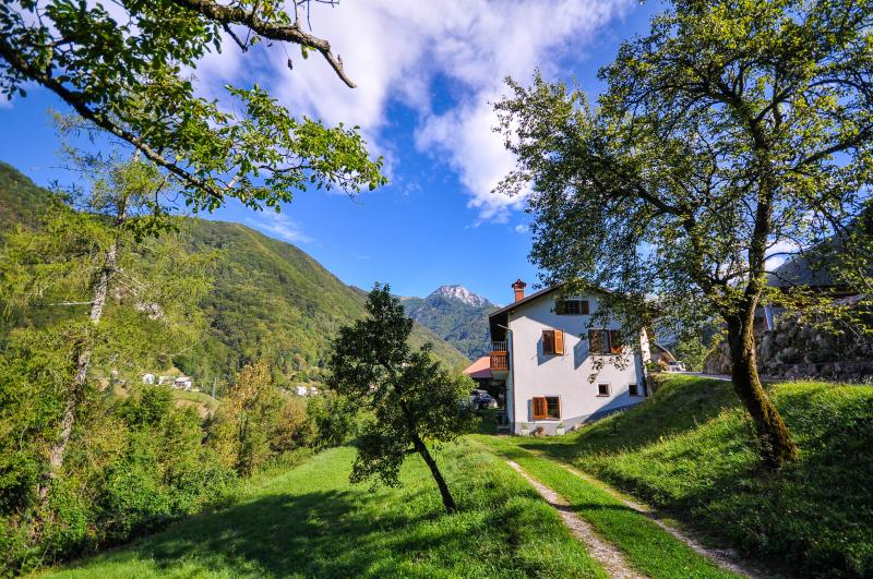 Apartment house in Triglav National Park, Zadlaz - Image 1 - Tolmin - rentals