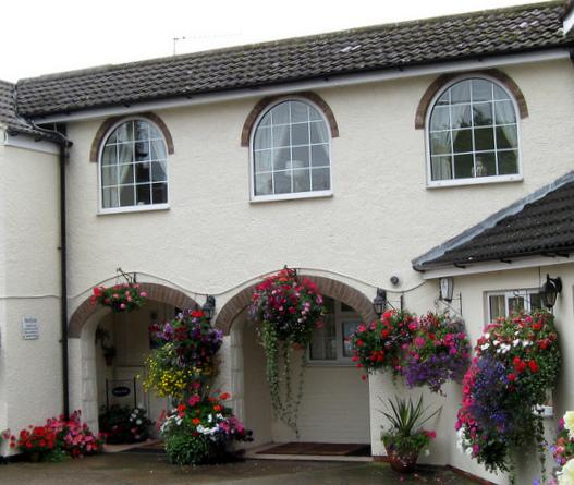 Entrance - Gillingham Rest Guest House quality accomodation - Ulceby - rentals