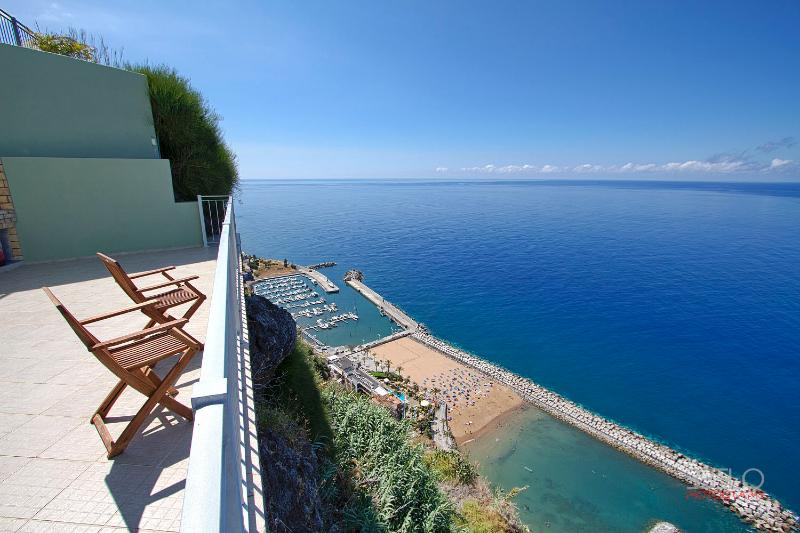 Viewpoint House - Varanda sobre a praia e marina - Viewpoint House - Casa Do Miradouro - Calheta - rentals