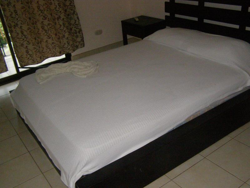 Queen sized bed - Villa Riviera Condominium B5 - Playas del Coco - rentals