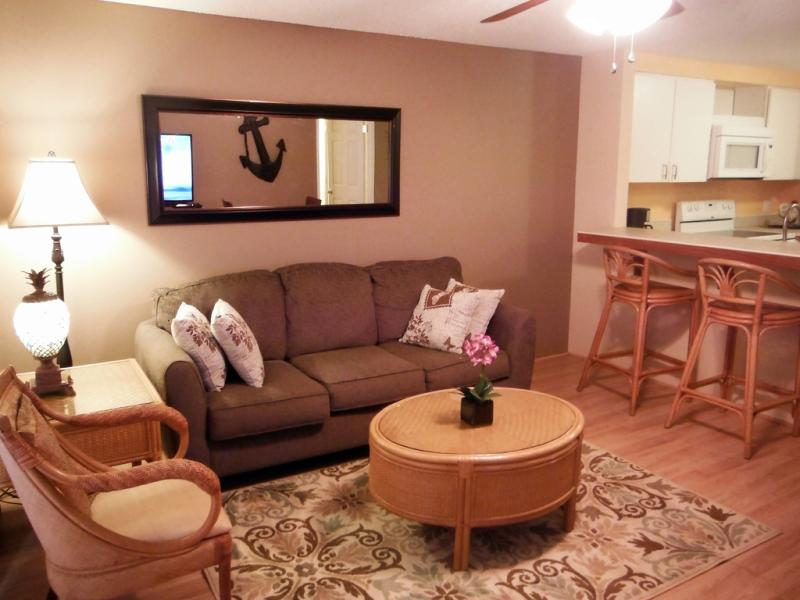 Across from the beach, 2 Bd/2 Bath, New listing.  Opening 9/10/2014 - Image 1 - Kihei - rentals