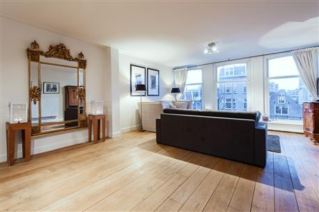 Jordaan Westerstraat Apartment 2 - Image 1 - Amsterdam - rentals
