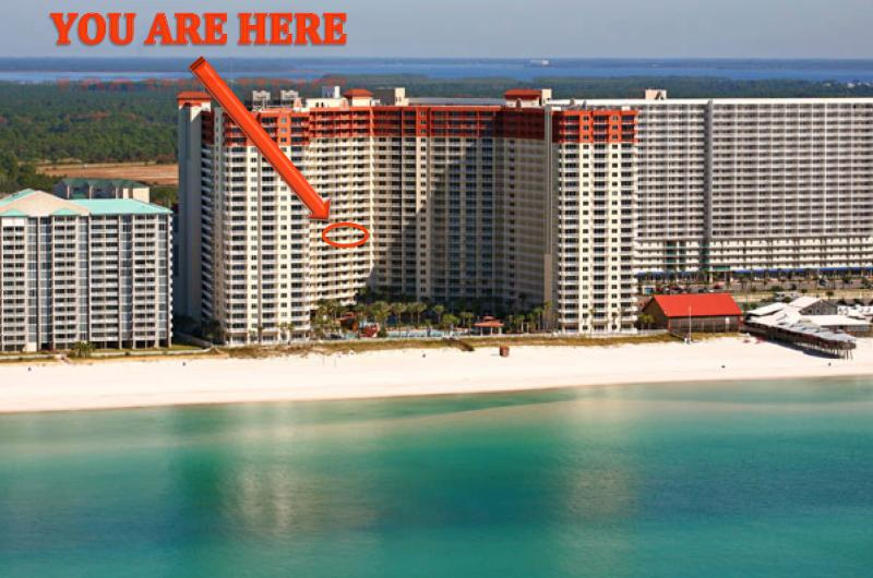 Aug & Sep REDUCED! Oceanfront Condo w/Res. Parking - Image 1 - Panama City Beach - rentals