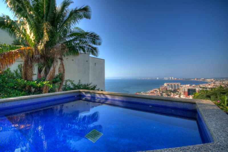 Spectacular Ocean Views -2 Storey Penthouse  Villa - Image 1 - Puerto Vallarta - rentals
