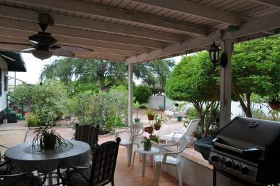 patio - Away from the crowds - Aruba - rentals