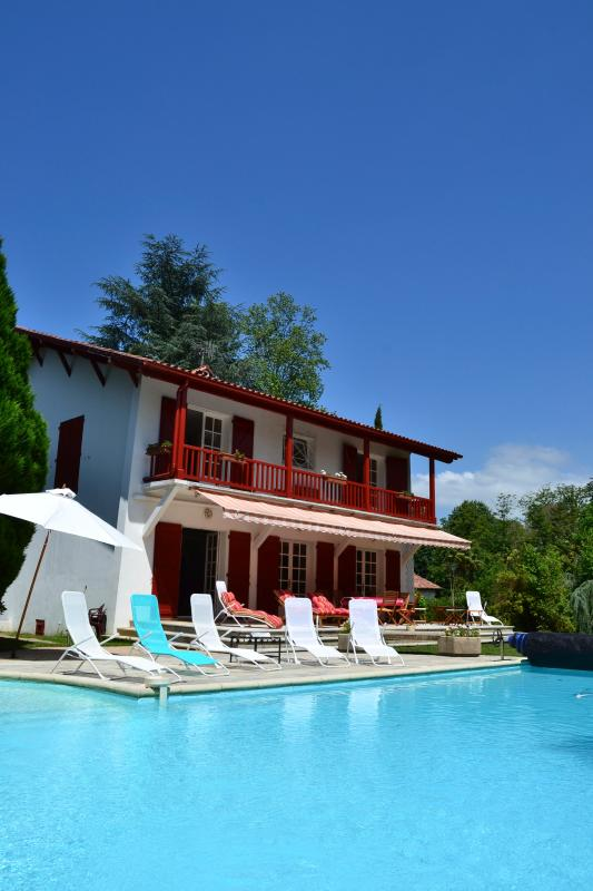 Great Holiday mansion near Biarritz - Image 1 - Cambo les Bains - rentals