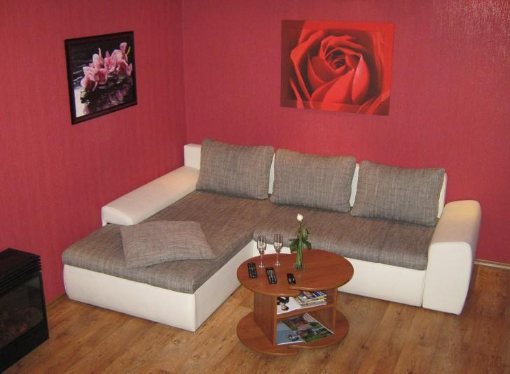 luxury apartment on the red line - Image 1 - Kryvyy Rih - rentals
