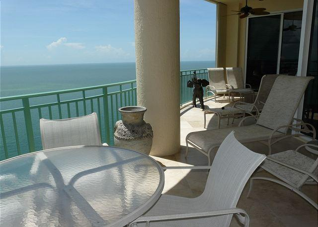Balcony - Belize 2403 - Marco Island - rentals