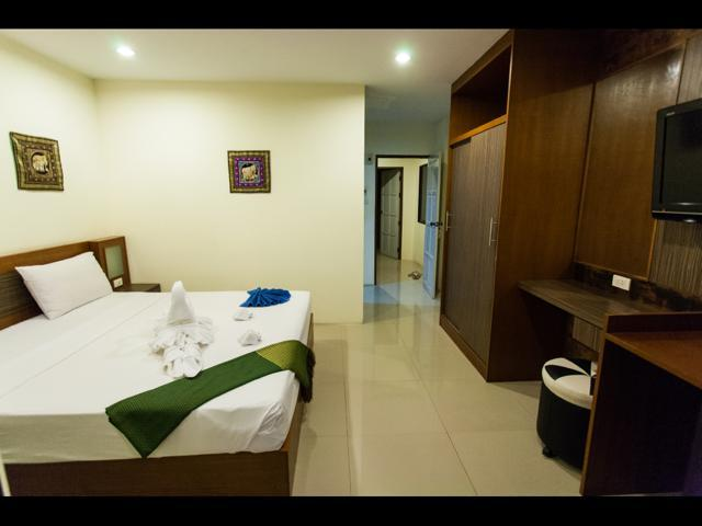 Bedroom #1 - 6 Person Connecting Suite - Patong - rentals