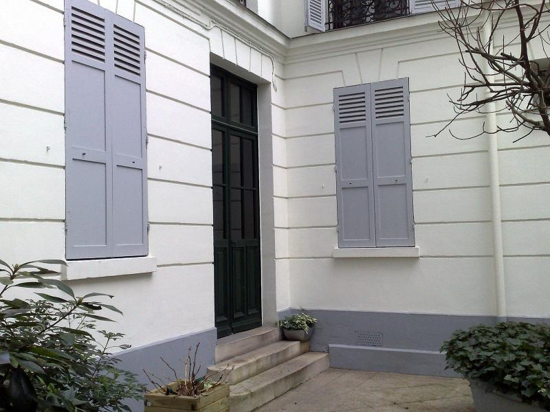 COUR - STUDIO REPUBLIQUE PARIS 11 - Paris - rentals