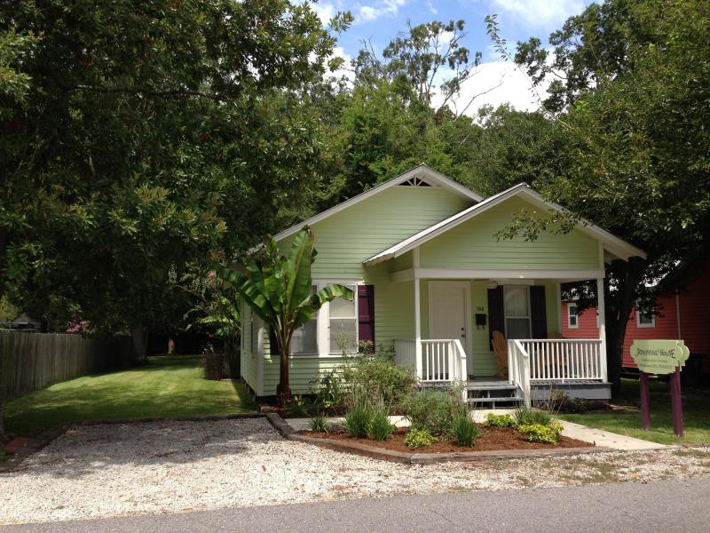 Josephine's House - Josephine's House A Cajun Cottage Rental - Breaux Bridge - rentals