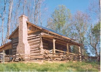 Highlands Cabin - Highlands Cabin, 1775 a step Back to Early America - Lexington - rentals