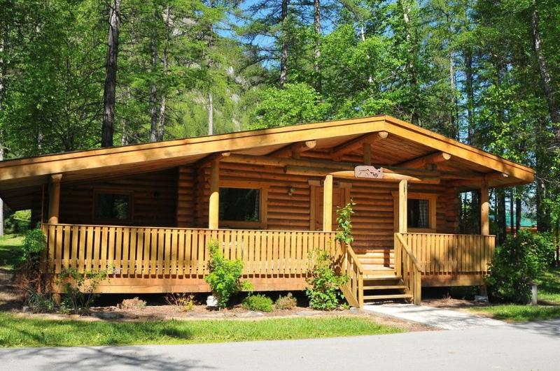 Mustang cabin - Rental Log cabin accommodations -Rocky Mountains - Wardner - rentals