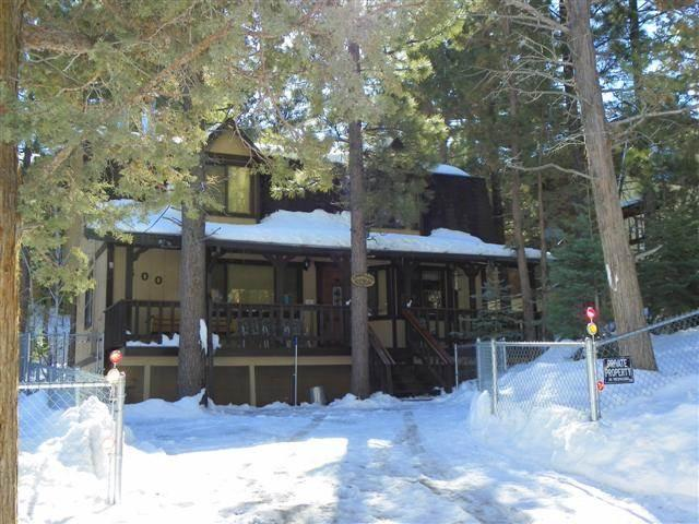 Mountain Bliss - Image 1 - Big Bear City - rentals