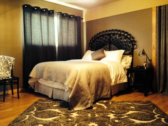 back bedroom - Aspen Grove Suite a Delightful Downtown Apartment - Pagosa Springs - rentals