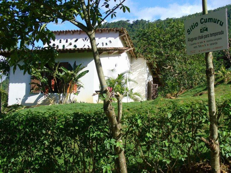 Sítio Cumuru - Cottage in the nature - Image 1 - Paraty - rentals
