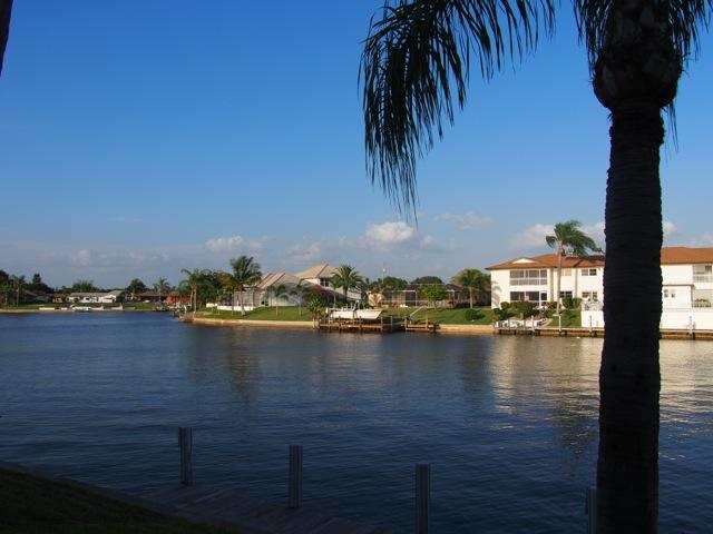 View North from Lanai - Our Shell is your Shell.  Come stay in our Shell! - Cape Coral - rentals