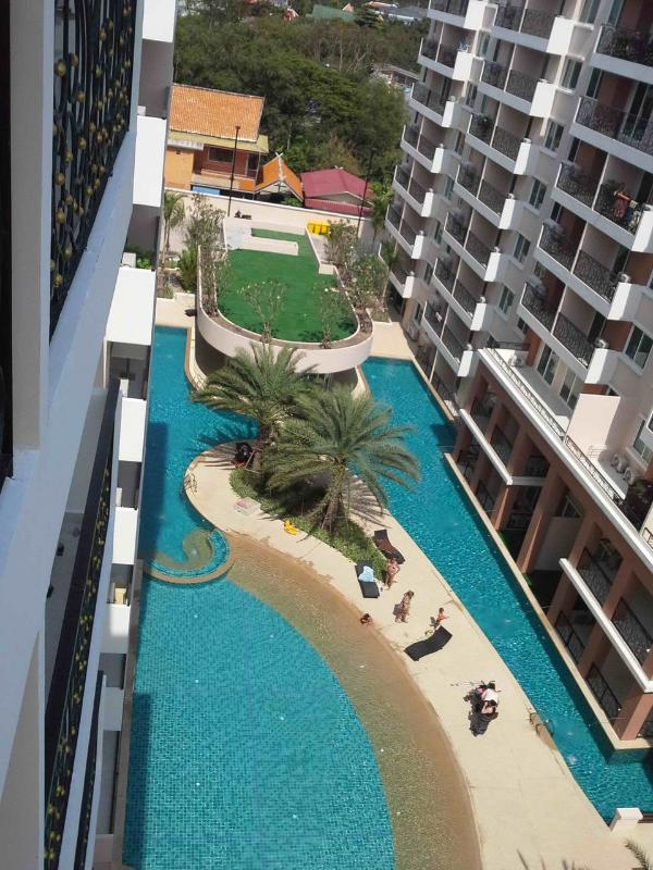 Paradise Park Jomtien 1 Bedroom for Rent (818) - Image 1 - Thailand - rentals