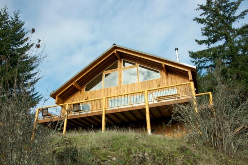 Elk Ridge Cabin - Elk Ridge Cabin HotTub.Wifi.Satellite.3Bdrm.2Bath - Packwood - rentals