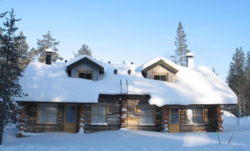 NELIMAJAT B / C - NELIMAJAT Log cabins - Akaslompolo - rentals