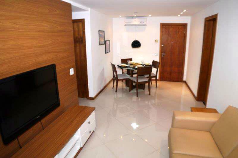 Air conditionner to stay confortable - Luxurious condominium, 2 Rooms, near beach & malls - Rio de Janeiro - rentals