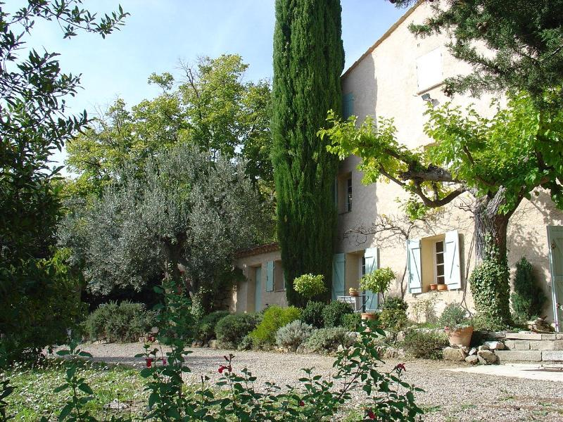 another part of the house - Charming Old Bergerie with a Fireplace and Balcony, in an Olive Grove - Bargemon - rentals