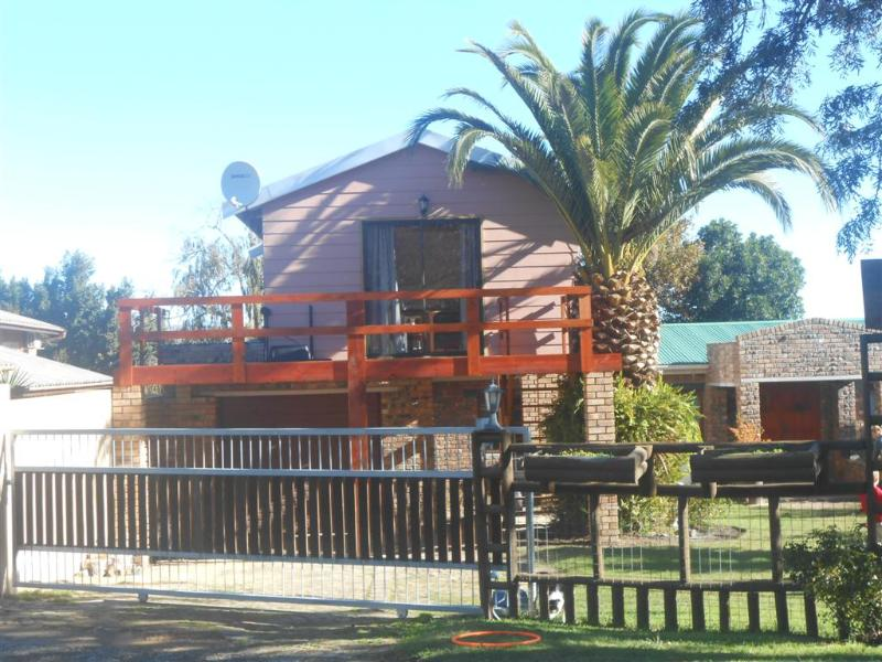 Front view - Best value Caledon accommodation: Upstairs cottage - Caledon - rentals