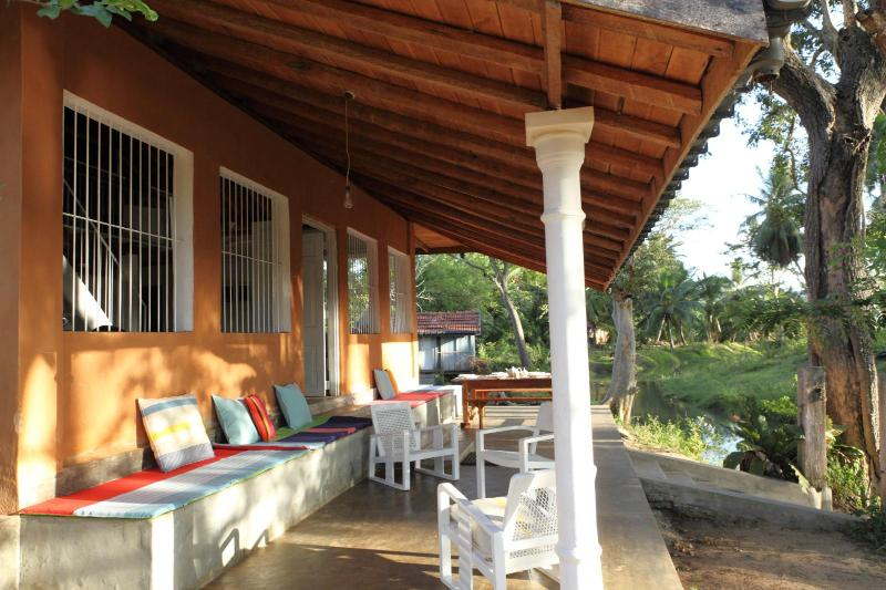 river island. a house in the jungle near yala - Image 1 - Hambantota - rentals