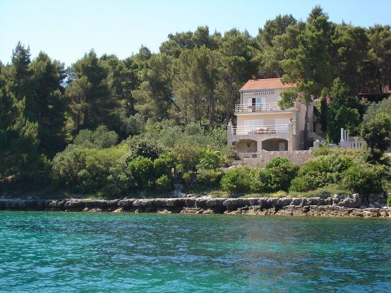 Main photo - Apartment Perla - only few meters from the sea - Lumbarda - rentals