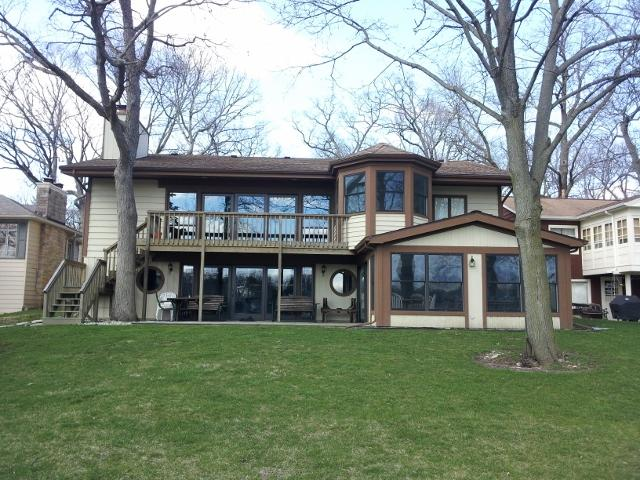 Stunning Lake Front Home - Powers Lake, WI - Image 1 - Genoa City - rentals