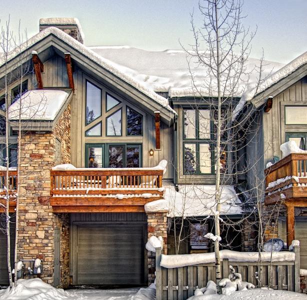 783 Timber Lake Way - Winter view - Winter Park Gem - Luxurious 3-Bdr +  Loft Sleeps 8 - Winter Park - rentals